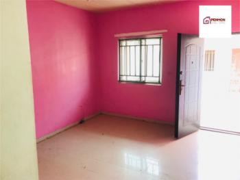 One Room Self-contained, New Road Chevron, Igbo Efon, Lekki, Lagos, Detached Duplex for Rent