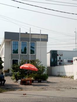a Detached House Converted Into a Banking Hall with Boys Quarters, Adetokunbo Ademola, Victoria Island (vi), Lagos, Office Space for Rent