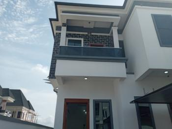 4 Bedroom Semi Detached with B/q, Chevron Alternative, Lekki, Lekki Phase 1, Lekki, Lagos, Semi-detached Duplex for Sale