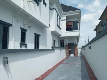 4 Bedroom Fully Detached with B/q, Chevron Alternative, Lekki, Lekki Phase 1, Lekki, Lagos, Detached Duplex for Sale
