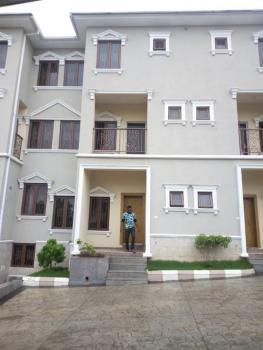 2 Bedroom Terrace Duplex with Bq ( Serviced ) + Pool + Gym, Off Osun Crescent Maitama., Maitama District, Abuja, Semi-detached Duplex for Rent