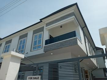 4 Bedroom Semi Detached with B/q, Chevron Alternative,lekki, Lekki Phase 1, Lekki, Lagos, Semi-detached Duplex for Sale