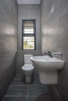 Luxury 3 Bedrooms Terrace Duplex with Bq, Atlantic View Estate, Igbo Efon, Lekki, Lagos, Terraced Duplex for Sale