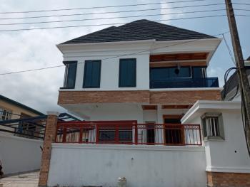 5 Bedroom Fully Detached with B/q, Lekki Phase 1, Lekki, Lagos, Detached Duplex for Sale