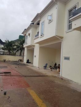 Service 4 Bedrooms Terrace Duplex, Off  Road 12, Ikota Villa, Ikota, Lekki, Lagos, Terraced Duplex for Sale