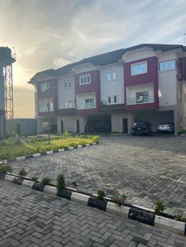 Brand New and Well Finished 3 Bedroom En-suite Terrace with a Room Bq, Lekki Phase 1, Lekki, Lagos, Terraced Duplex for Sale