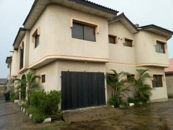 House Consist of 5 Bedroom Duplex and 2 Numbers of 4 Bedroom Flat, Ayobo, Baruwa, Ipaja, Lagos, Block of Flats for Sale
