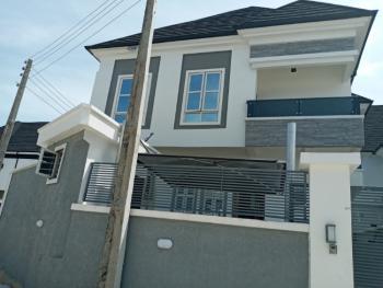 4 Bedroom Fully-detached with a B/q, Chevron Alternative, Lekki Phase 1, Lekki, Lagos, Detached Duplex for Sale