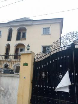 Clean 3bedroom Flat, Located in a Crescent Off Badore Road, Badore, Ajah, Lagos, Flat for Rent