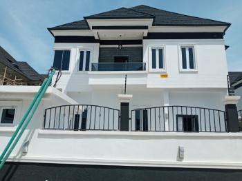 5 Bedroom Fully-detached with a B/q, Chevron Alternative, Lekki Phase 1, Lekki, Lagos, Detached Duplex for Sale