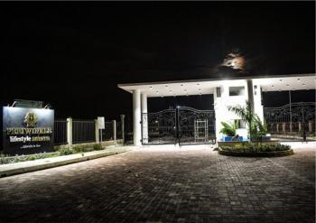 Luxury Waterfront Plot, Periwinkle Lifestyle Estate, Lagoon District., Lekki Phase 1, Lekki, Lagos, Residential Land for Sale