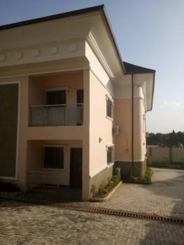 a Brand New 5 Bedroom Fully Detached Duplex with a Maids Room, Maitama District, Abuja, Detached Duplex for Rent
