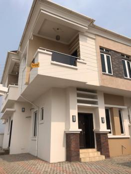 Luxury 4bedrm Semi Detach House with Bq, Lekki Palm City Ajah, Ado, Ajah, Lagos, Semi-detached Duplex for Sale