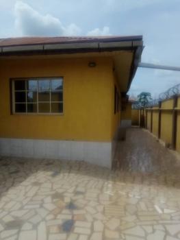 3 Bedroom Semi Detached Bungalow, Akala Estate, Akobo, Ibadan, Oyo, Semi-detached Bungalow for Rent
