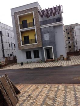 Newly Built 5 Bedroom Fully Detached Duplex with a Bq, Wuye, Abuja, Detached Duplex for Sale