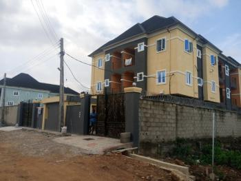 New 2 Bedroom Flat, Ago Palace, Isolo, Lagos, Flat for Rent