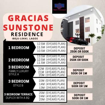 Get an Affordable House That Beats All Housing Plans, 5 Minutes After Access Bank Along Lftz Road, Ibeju Lekki, Lagos, Terraced Duplex for Sale