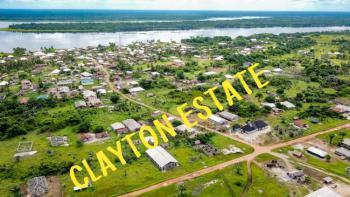 Plots of Land at Clayton Estate, Ode-omi, Free Trade Zone Area, Ibeju-lekki, Ibeju Lekki, Lagos, Residential Land for Sale