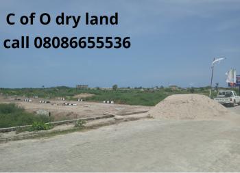 C of O Land Facing Paved Road, C of O Land in Abijo Gra 3 Minutes From Expressway, Abijo, Lekki, Lagos, Residential Land for Sale