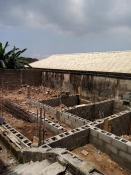 on Drive Way 300sqmts with Fondation Ongoing, Magodo Gra Phase 2, Gra, Magodo, Lagos, Residential Land for Sale