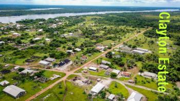 The Best Estate in New Lagos, 100% Dry with Good Development, The Land Is Overlooking The Atlantic Ocean,few Minute From Lagoon, Lekki Free Trade Zone, Lekki, Lagos, Residential Land for Sale