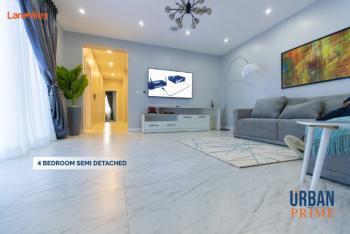 Luxury 4 Semi Detached Duplex with Smart Facilities with Bq, Behind Abraham Adesanya Estate, Before Lagos Business School, Ogombo, Ajah, Lagos, Semi-detached Duplex for Sale