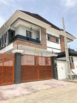 4 Bedroom Semi Detached Duplex with Bq, Lekki, Lagos, Semi-detached Duplex for Sale