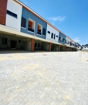 Spacious Terrace 4 Bedroom Duplex in Edens Court, Lekki, Chevron Drive, Lekki. Well Developed and Secured Environment, Lekki, Lagos, Terraced Duplex for Sale