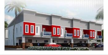 Luxury 4 Bedroom Duplex in Prime Location, Creek Court Estate,lekki, Ikota, Lekki, Lagos, Terraced Duplex for Sale