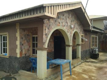 Four (4) Bedroom Bungalow, Before Ebute By Simart Petrol Station, Ikorodu, Lagos, Detached Bungalow for Sale