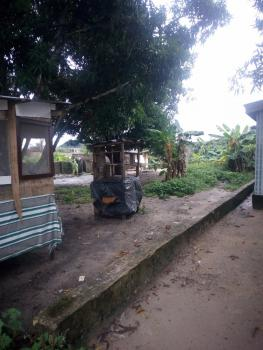 a Dry Partially Fenced Full Plot of Land, Off Reddigton School Road, Olokonla, Ajah, Lagos, Mixed-use Land for Sale