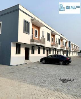 Smart Terrace Duplex, Orchid Hotel Rd Orchid Estate, Lekki Phase 2, Lekki, Lagos, Terraced Duplex for Sale