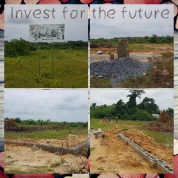 Affordable Commercial Property, Ibare Village, Behind Hfp Paving Stones, Eleko, Ibeju Lekki, Lagos, Commercial Land for Sale