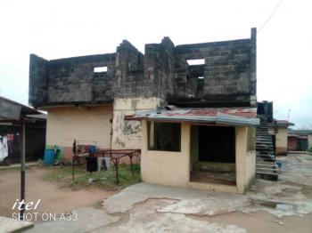Property on 1 and Half Plot on a Tarred Street, Abdul Salau Street, Isheri Olofin, Alimosho, Lagos, Block of Flats for Sale