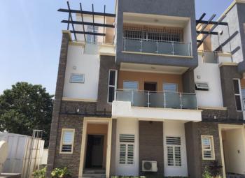 Luxury 4 Bedroom Duplex, Maitama District, Abuja, Terraced Duplex for Rent