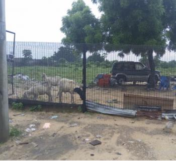 4,048 Fenced 1 Acre of Land, Facing Lekki-epe Expressway, Opposite Abra, Ajiwe, Ajah, Lagos, Commercial Land for Sale
