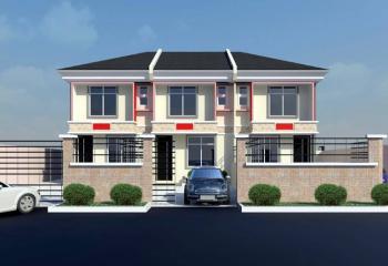 Three Units of Two Bedroom Terrace House, Abel Abayomi Street, Harmony Estate, Langbasa, Ado, Ajah, Lagos, Terraced Duplex for Sale