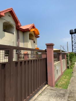 4 Bedroom Duplex with a Room Bq, Friendship Estate, Mobil Road., Ilaje, Ajah, Lagos, Semi-detached Duplex for Rent