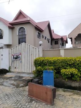4 Bedroom Semi Detached Duplex with a Bq, Igbo Efon, Lekki, Lagos, Semi-detached Duplex for Rent