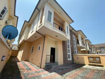 Brand New 4-bedroom Semi-detached House with Bq, Ologolo, Lekki, Lagos, Semi-detached Duplex for Rent
