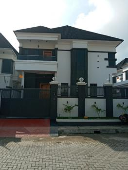 4 Bedroom Fully-detached with a B/q, Osapa London, Osapa, Lekki, Lagos, Detached Duplex for Rent