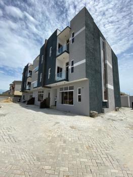 Luxurious 4 Bedroom Terraced Duplex, Alma Beach Behind Mercedes Benz 3rd Roundabout, Ikate Elegushi, Lekki, Lagos, Terraced Duplex for Sale