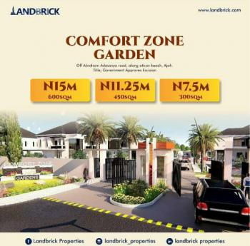Government Approved Excision, Off Abraham Adesanya Road, Along Atican Beach, Ado, Ajah, Lagos, Commercial Property for Sale