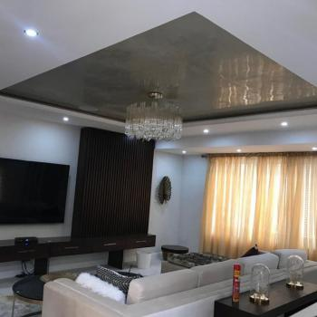 4 Bedrooms Semi Detached Duplex with Furnitures & 2 Rooms Bq, Lekki Phase 1, Lekki, Lagos, Semi-detached Duplex for Sale