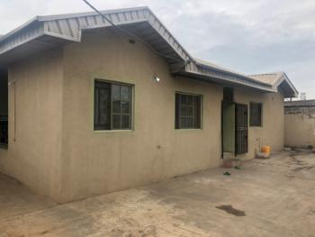 4-bedroom Flat Within a Serene Environment, Moses Emeya Close Off Social Club Road, New Oko-oba, Agege, Lagos, Detached Bungalow for Rent