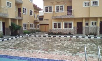 4 Nos of 3 Bedroom Terrace Building Plus Bq Each and a 4 Bedroom, Connal Road, Yaba, Lagos, Terraced Duplex for Rent