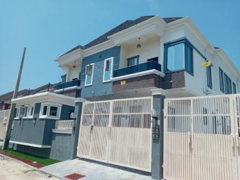4 Bedroom Semi Detached with Bq, Westend Estate, Ikota, Lekki, Lagos, Semi-detached Duplex for Sale