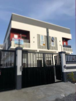 4 Bedroom Semi Detached Duplex with Bq, Ikota, Lekki, Lagos, Semi-detached Bungalow for Sale