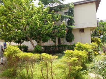Nice Detached 5 Bedroom Duplex with Guest Chalet & Boys Quarters, Off Aminu Kano, Wuse 2, Abuja, Detached Duplex for Rent