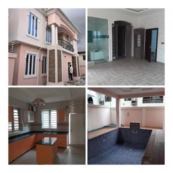 Brand New 5 Bedroom Detached Duplex with Swimming Pool and Bq, Shagisha, Gra, Magodo, Lagos, Detached Duplex for Sale